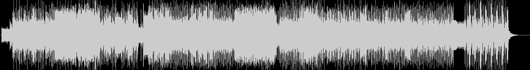 「HR/HM」「DARK/ROCK」の未再生の波形