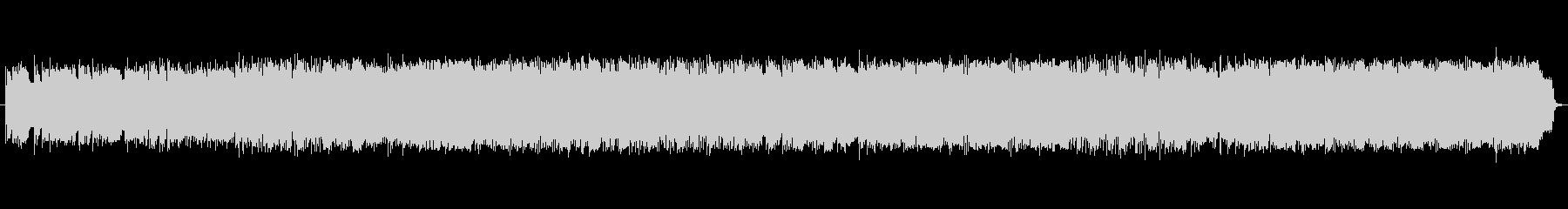 美メロシンセサウンドが特徴的なポップスの未再生の波形