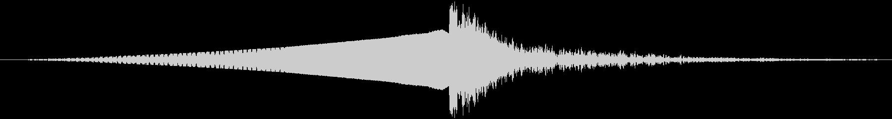 【映画】 シネマティック ライザー 07の未再生の波形