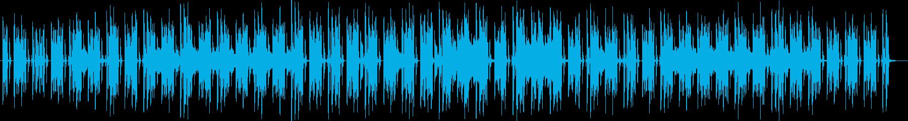 ダークシティの再生済みの波形