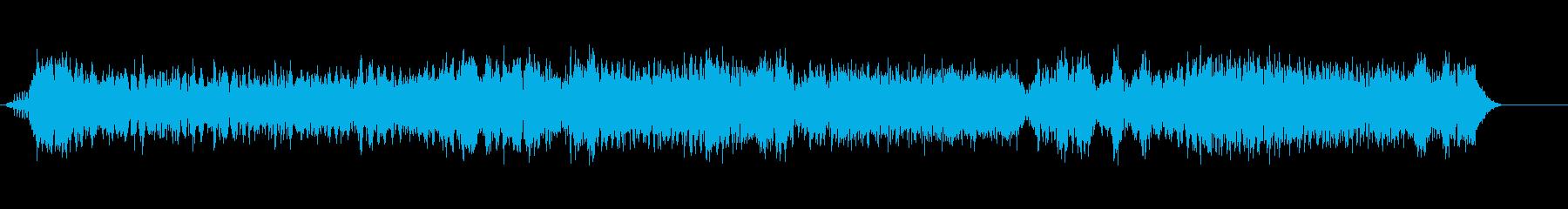 ナスカーレーシング;インテリア/ス...の再生済みの波形