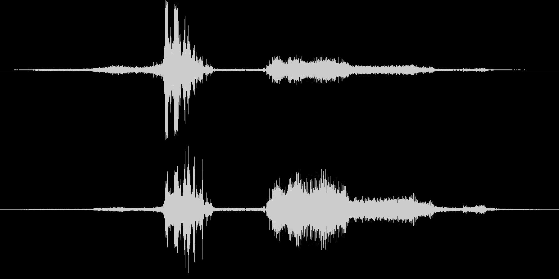 シボレーカマロ:Ext:高速で左に...の未再生の波形