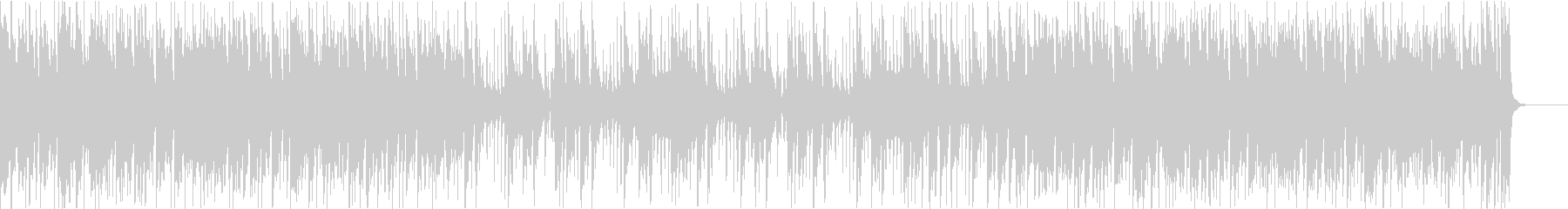 Ikeike / Fast Jazz / Karaoke's unreproduced waveform