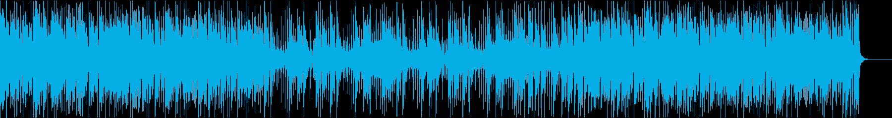 Ikeike / Fast Jazz / Karaoke's reproduced waveform