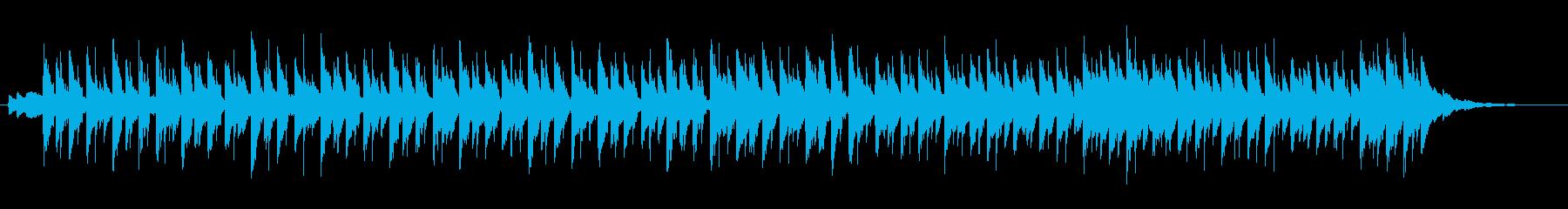 ほのぼのポップス 街のBGMの再生済みの波形