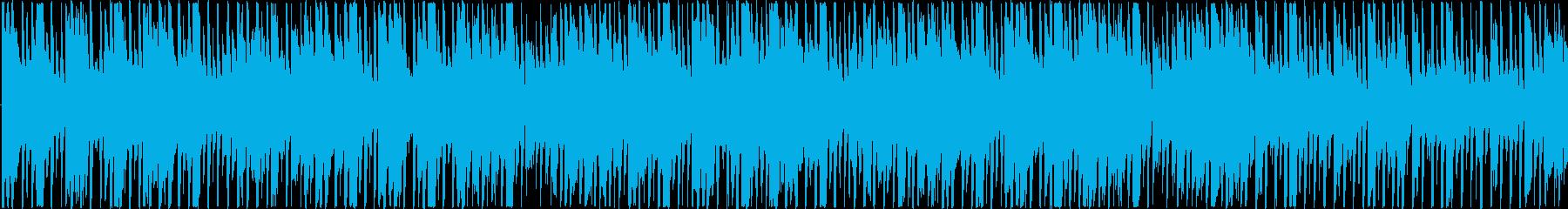 おしゃれな女性ボーカル 洋楽 サビループの再生済みの波形