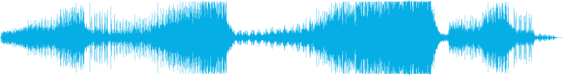 Dangling Latin's reproduced waveform