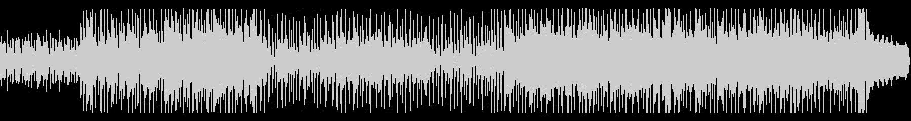 クールでテクニカルなロックサウンドの未再生の波形