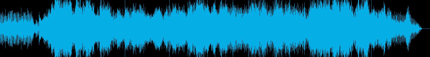 エスニックアンビエントー土の再生済みの波形