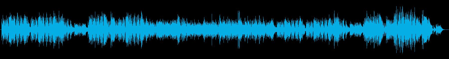 ワルツ 第3番 ピアノソロ版の再生済みの波形