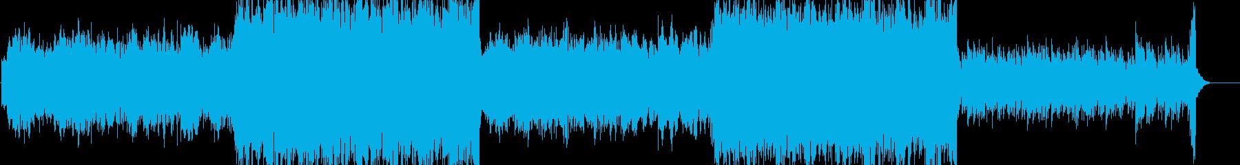 Suspense Orchestraの再生済みの波形