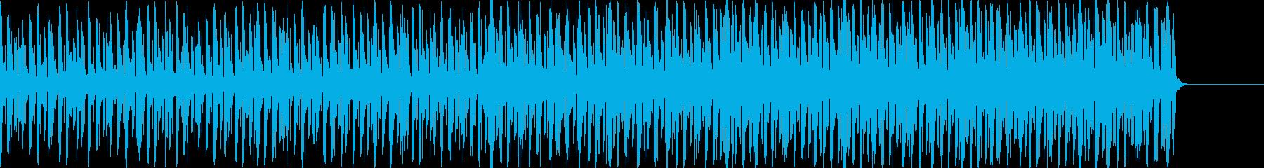 初夏のサンセットミドルテンポEDMの再生済みの波形
