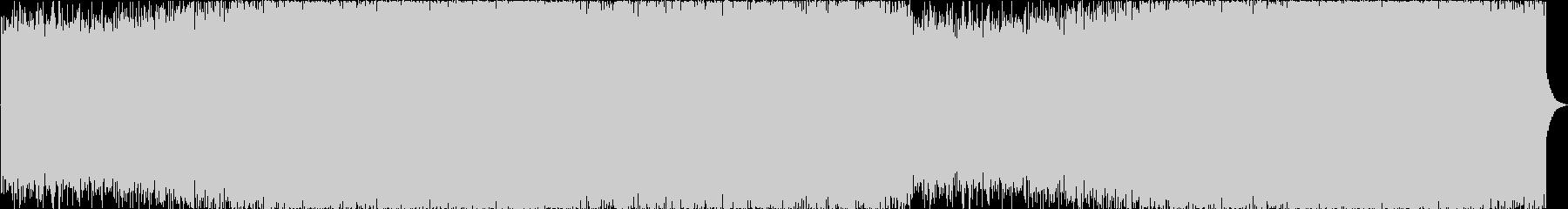 天気 雨05の未再生の波形