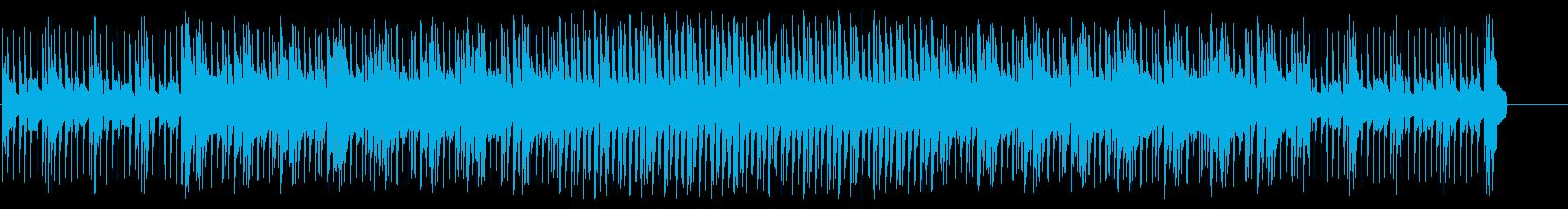 スリルとサスペンスのポップ/マイナーの再生済みの波形