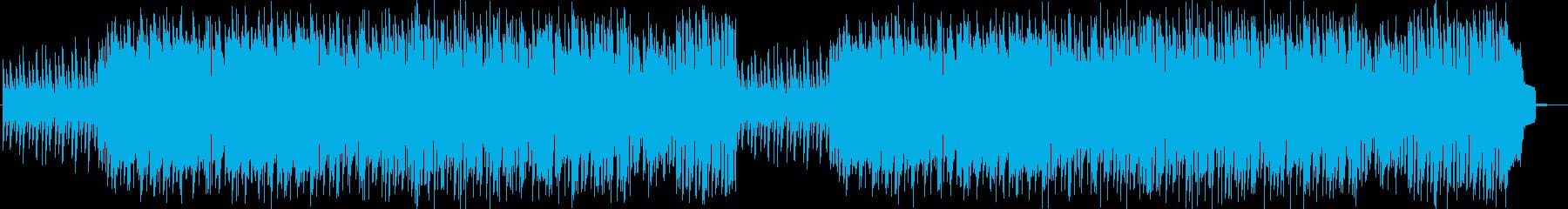 サックスメロディーによるスムースジ...の再生済みの波形