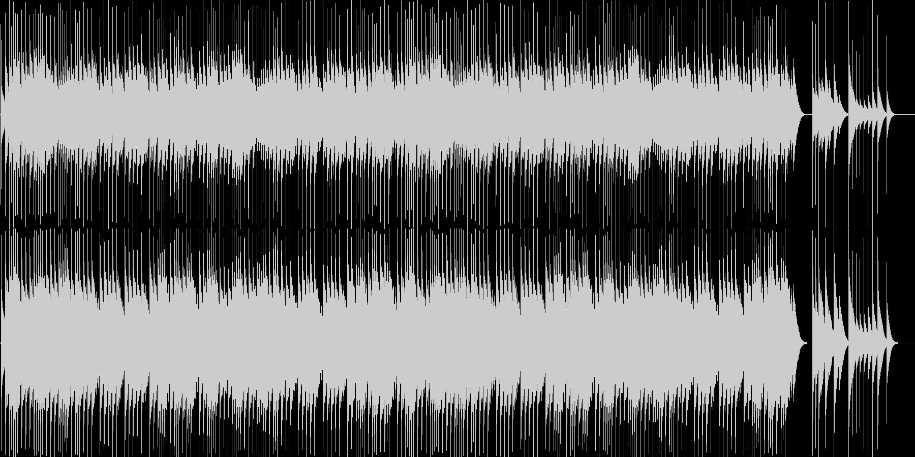【オルゴール】クリスマス曲Wewish4の未再生の波形
