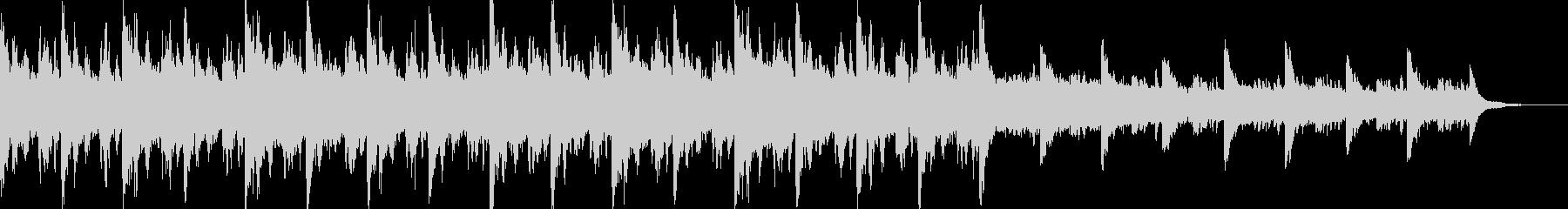 企業VP・感動的オーケストラエンディングの未再生の波形