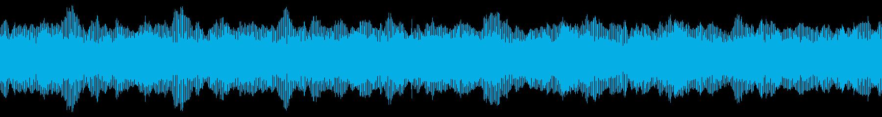 ドローン、セキュリティブランケットの再生済みの波形