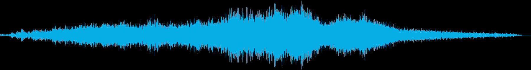 PIPER:START、TAXI ...の再生済みの波形