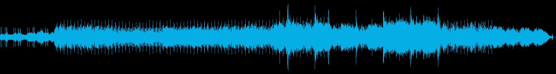 アジア 説明的 静か ハイテク エ...の再生済みの波形