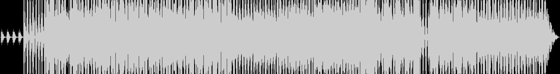 SEXYなHIPHOPの未再生の波形
