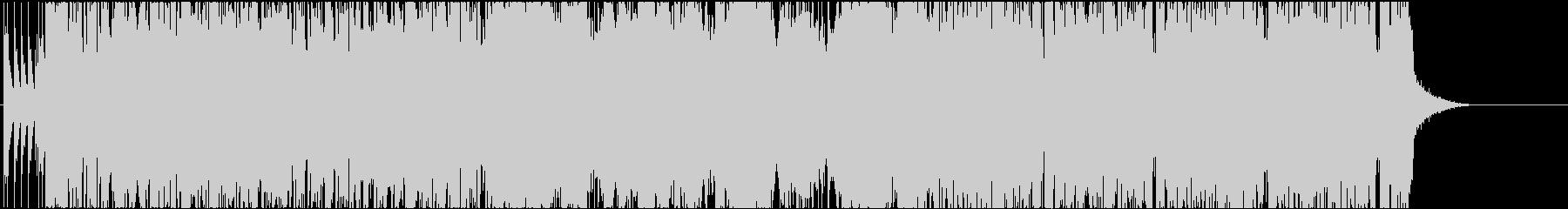 生演奏/ギターハードロック/オープニングの未再生の波形