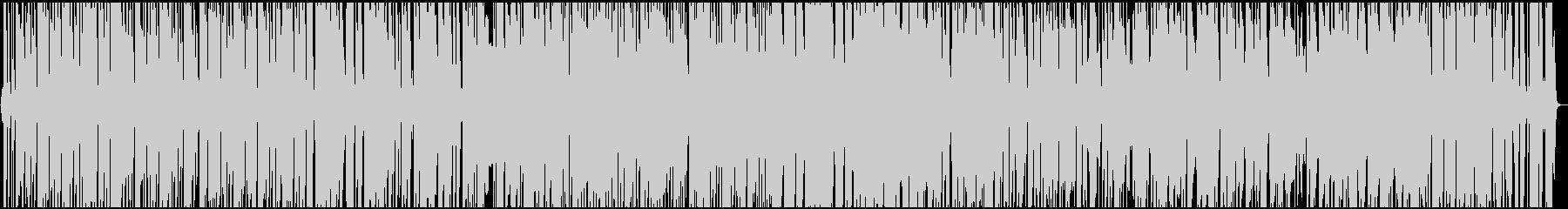 フュージョン ジャズ ファンク ア...の未再生の波形
