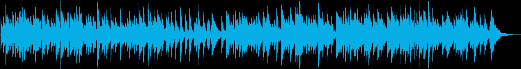 ホルスト名曲 ジュピター カバーアレンジの再生済みの波形