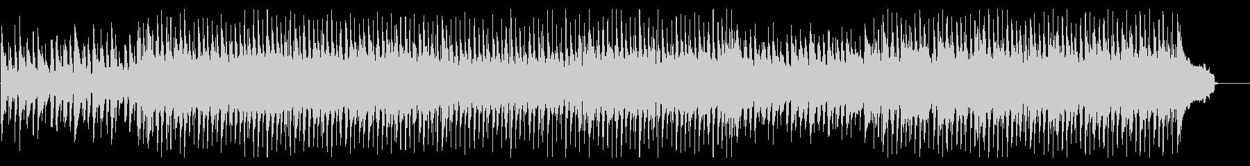 アップテンポで楽しげなコーポレートBGMの未再生の波形