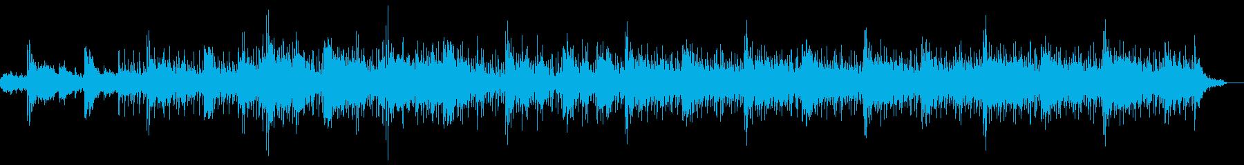 金管楽器の鮮明な高音が魅力的なポップスの再生済みの波形