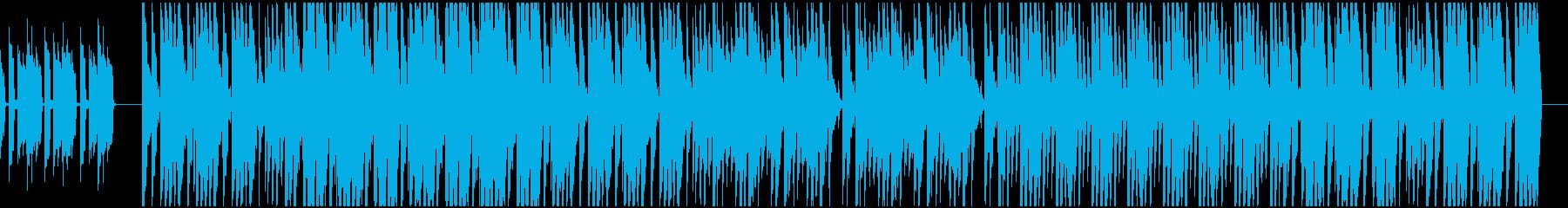 ポップロックオルタナティブ。弾む、...の再生済みの波形