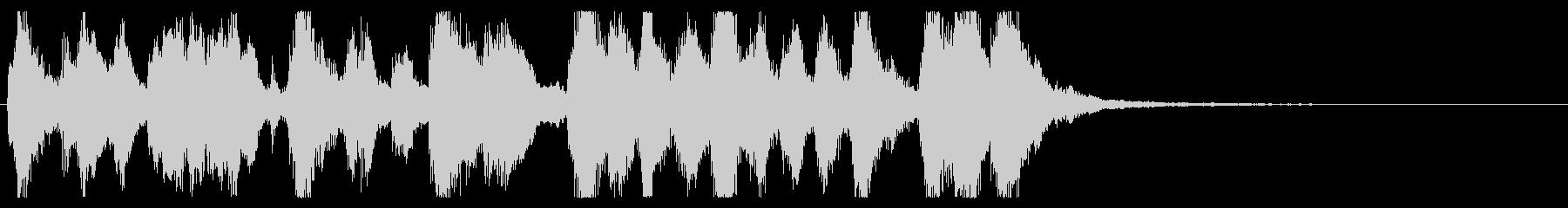 【パーティー開幕2】の未再生の波形