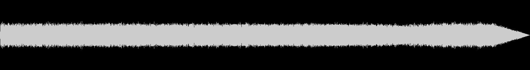 【生録音】ギターアンプノイズ02の未再生の波形