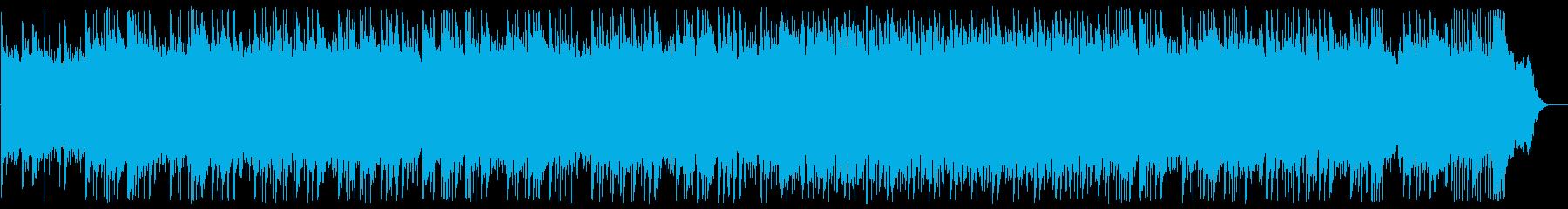 花 (ver.B) 箏 フルートの再生済みの波形
