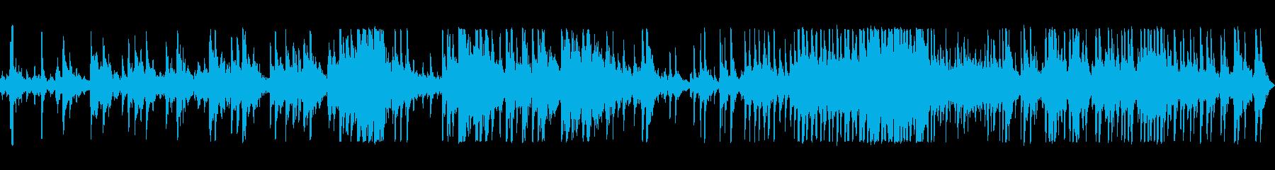 メタルドラムスラムの再生済みの波形