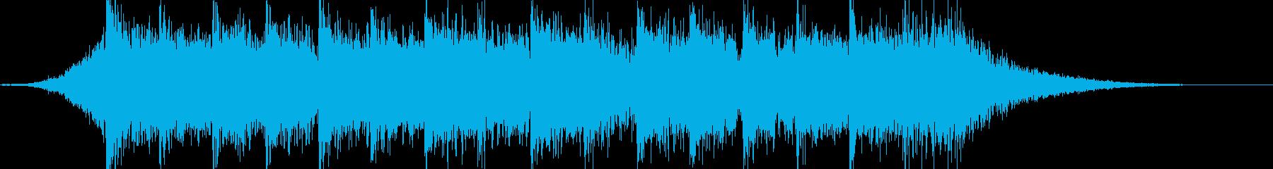 企業VPや映像41、壮大、オーケストラcの再生済みの波形