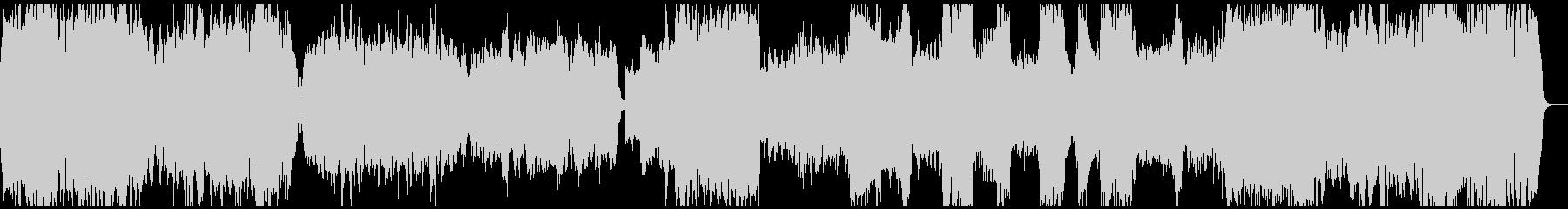 BWV1067/1『序曲』バッハの未再生の波形
