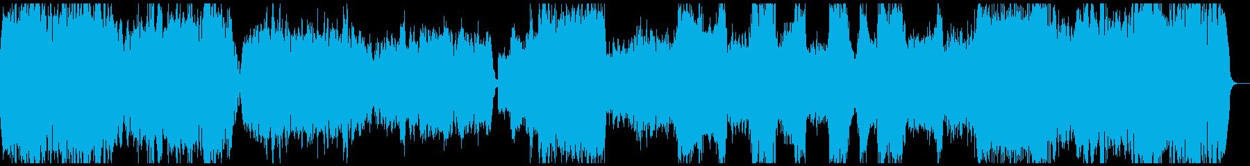 BWV1067/1『序曲』バッハの再生済みの波形