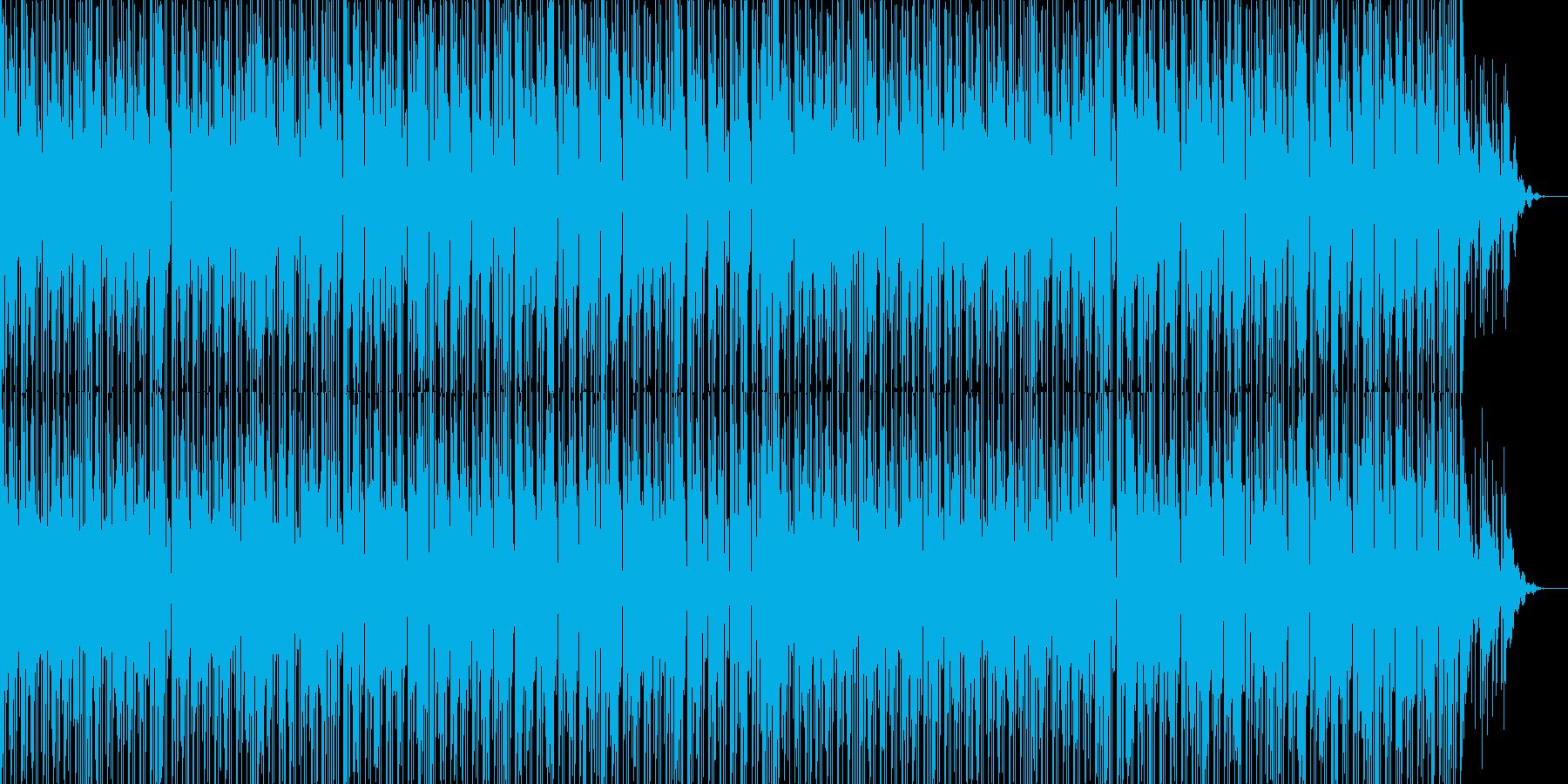 カワイイ。子犬。子猫の再生済みの波形