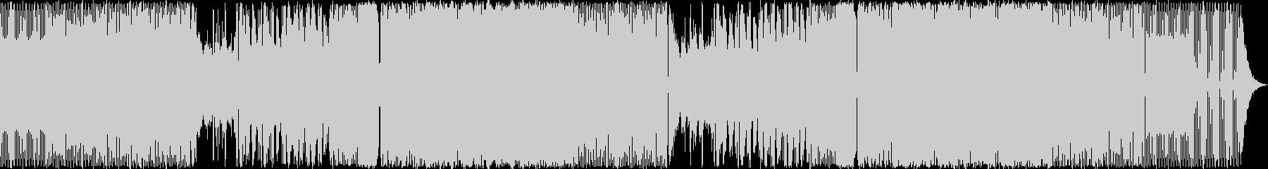 エレクトロハウスバージョンのポップ...の未再生の波形