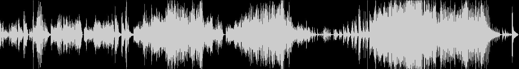 KANTピアノソロ8後期ロマン派的楽曲。の未再生の波形