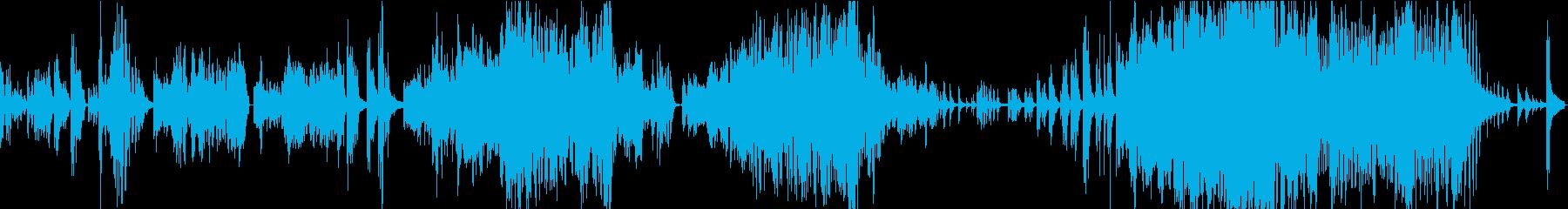 KANTピアノソロ8後期ロマン派的楽曲。の再生済みの波形