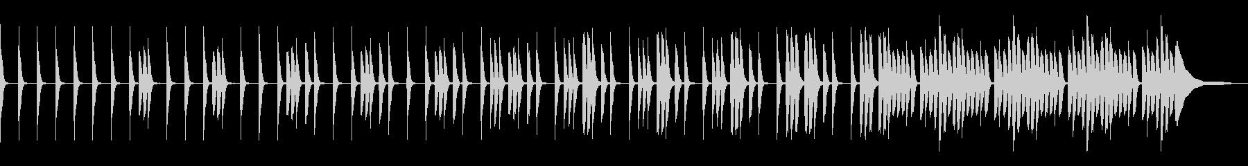 ピアノ・ミニマル・バス停・片思いの同級生の未再生の波形