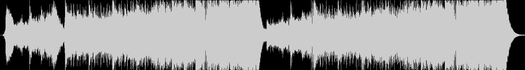 Dubstep Action Musicの未再生の波形