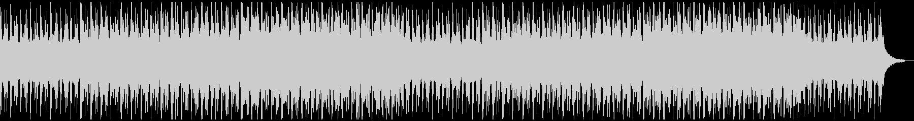ピアノ/グリッチ/アンビエント/近未来の未再生の波形
