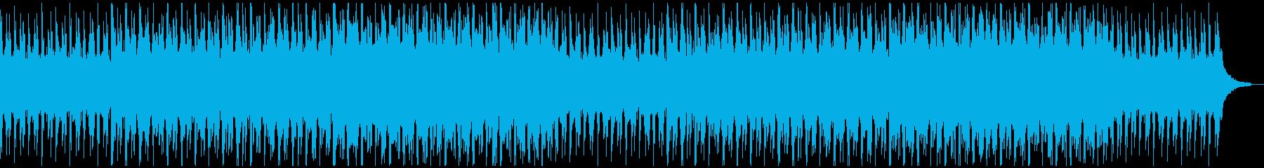 ピアノ/グリッチ/アンビエント/近未来の再生済みの波形