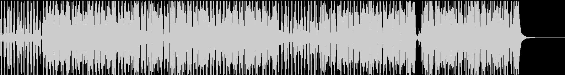 映像BGMユーチューブ風汎用性高ハッピーの未再生の波形