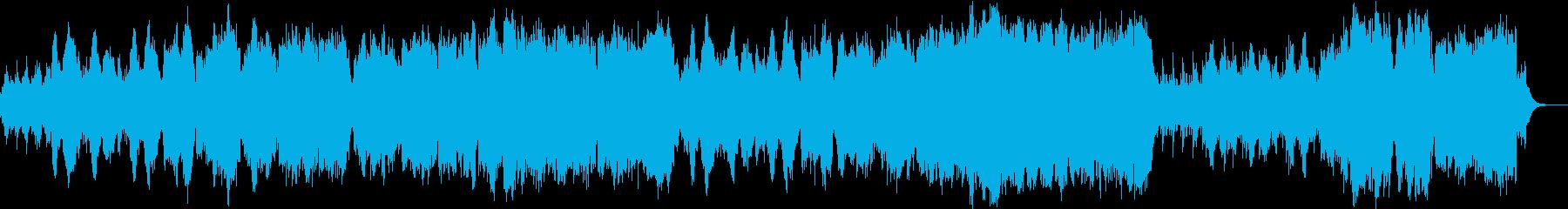 KAWAII GEISHAの再生済みの波形