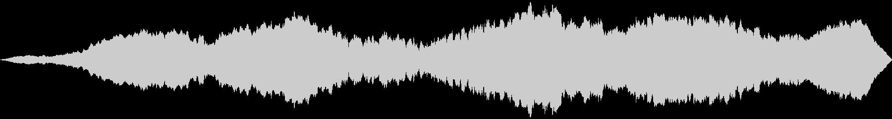 シンセストリングドローン:ロングス...の未再生の波形