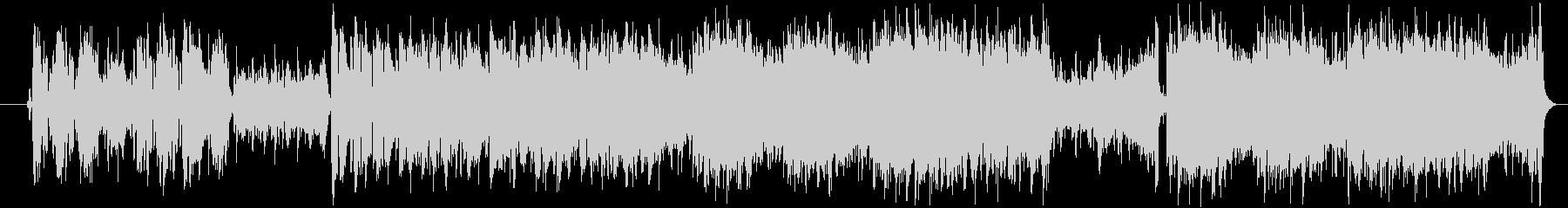 フラメンコのオリジナル曲でダンス向きの未再生の波形